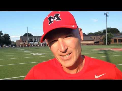 George Quarles talks Maryville vs. Fulton