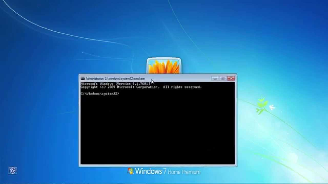 How To Get A Command Prompt On Windows Login Screen With