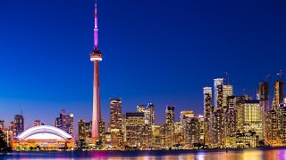 Toronto Travel Montage - April 2018 | Zachary's Travels