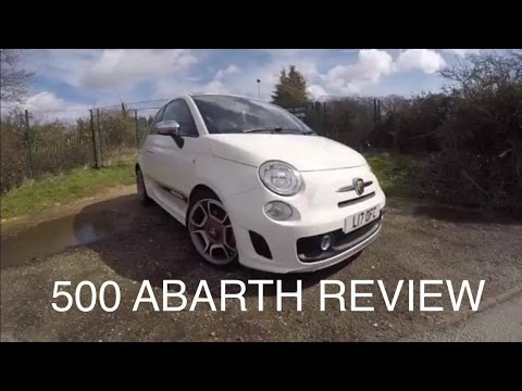 Owning a Fiat 500 Abarth, Modified Car Review