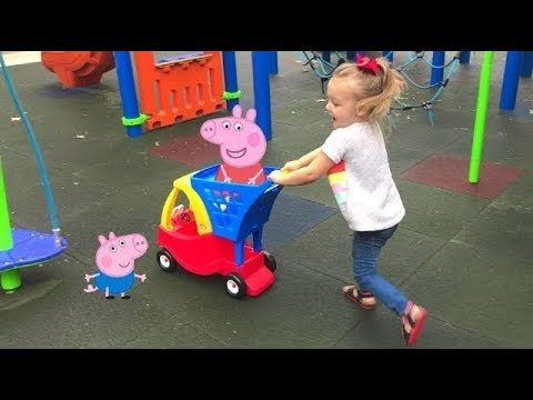 Peppa Pig This Little Piggy Went to Market Kids Song 2 | Popular Nursery Rhymes | Babies, Toddlers