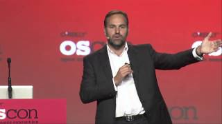"""OSCON 2013:  Mark R. Shuttleworth, """"Redefining Whats Possible"""""""