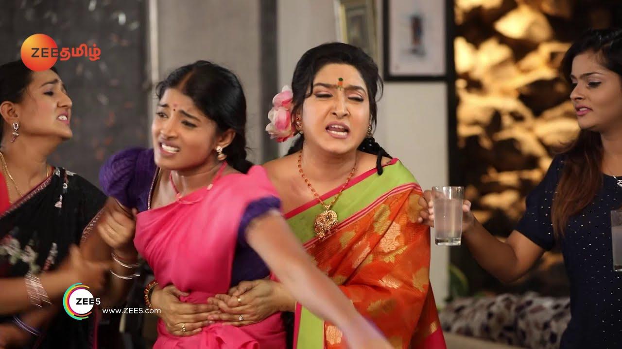 Azhagiya Tamil Magal | Best Scene | Ep - 245 | Sheela Rajkumar, Puvi,  Subalakshmi Rangan | Zee Tamil  Zee Tamil 02:26 HD