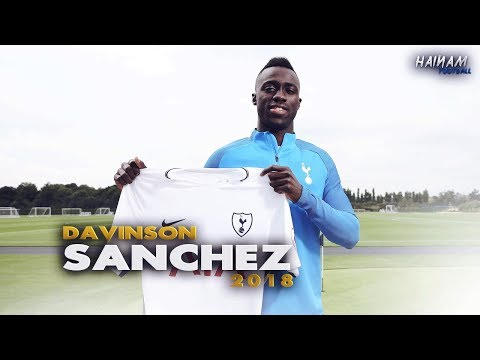 Davinson Sánchez - Young Beast - Solid Defensive Skills - 2018 HD