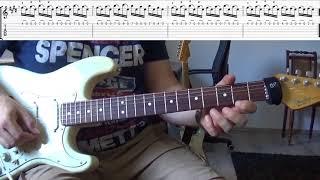 Gimme the Punch - Wechselschlag Picking für E-Gitarre