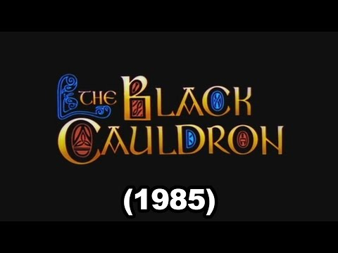 The Black Cauldron (1985) (CN Movies)