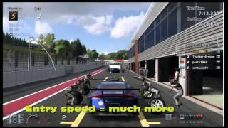 GT6 pit stops are unfair!