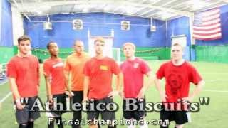 Futsal Champions - Athletico Biscuits - PROMO