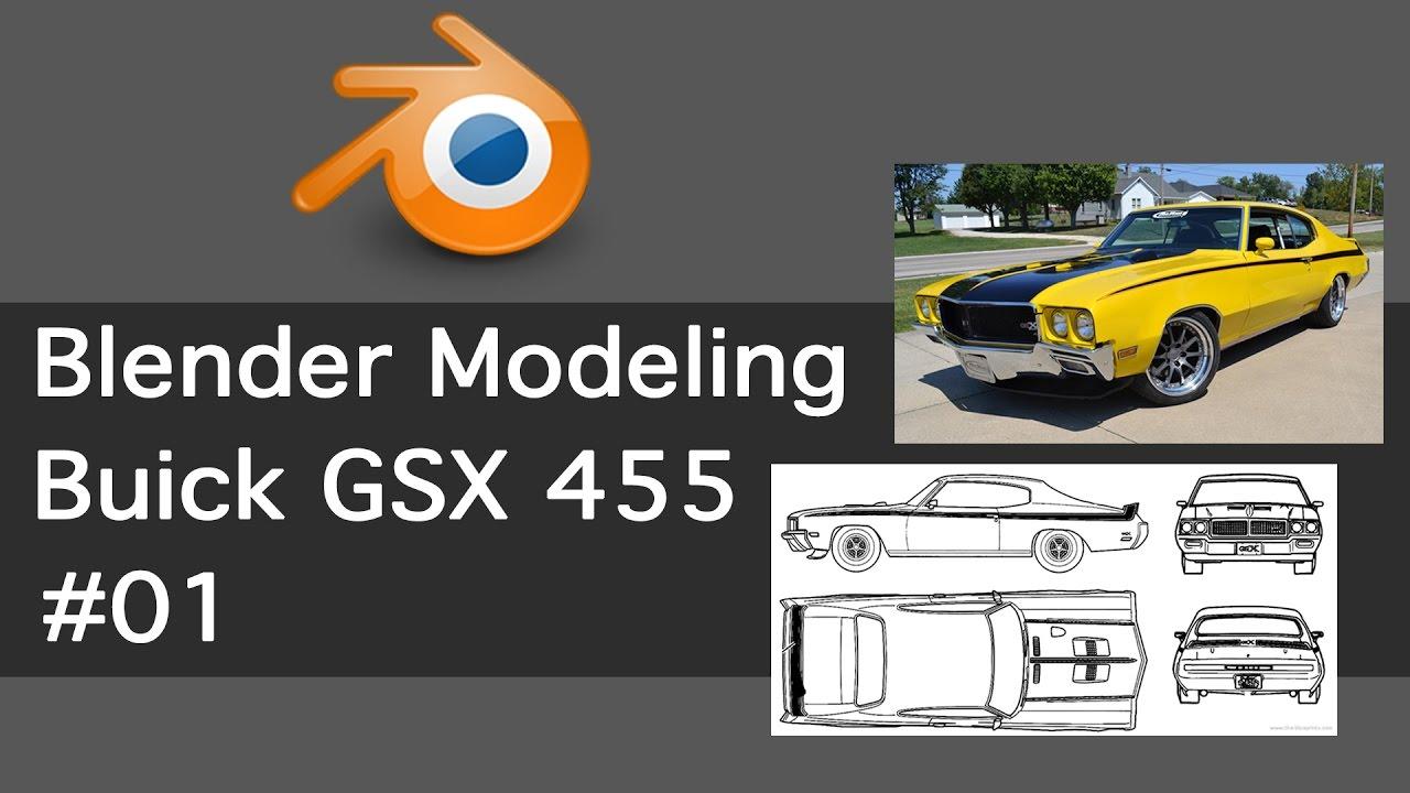 Blender car modeling 01 live stream youtube malvernweather Images
