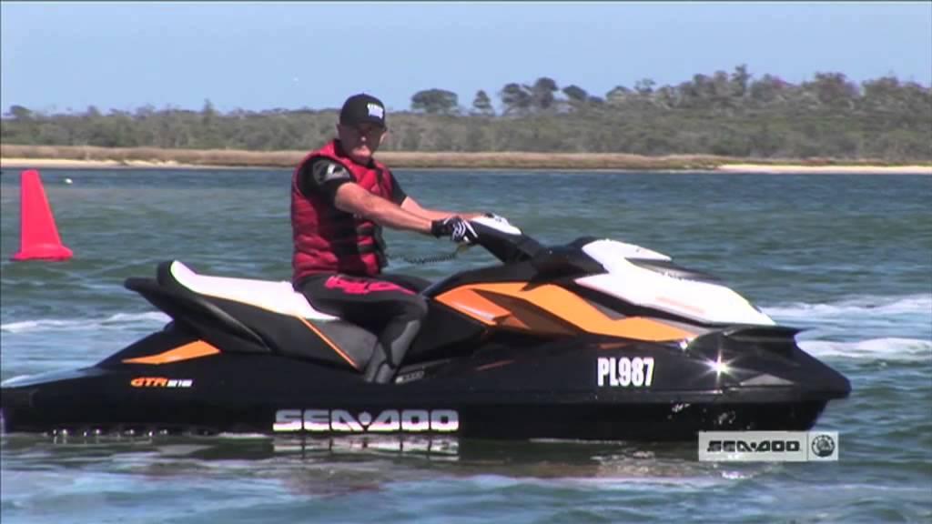 2015 Sea Doo >> The PWC Show - PWC Review - SeaDoo GTR 215 - YouTube