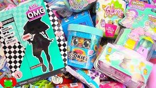 LOL OMG, Foodie Roos, Candy Locks Surprises