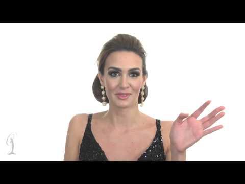 MISS UNIVERSE 2012 - Lebanon