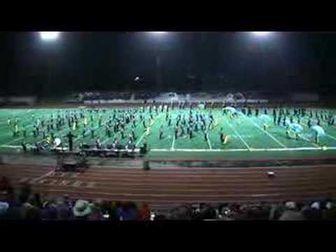 2007 Saratoga HS Marching Band: Quest Classic Competition