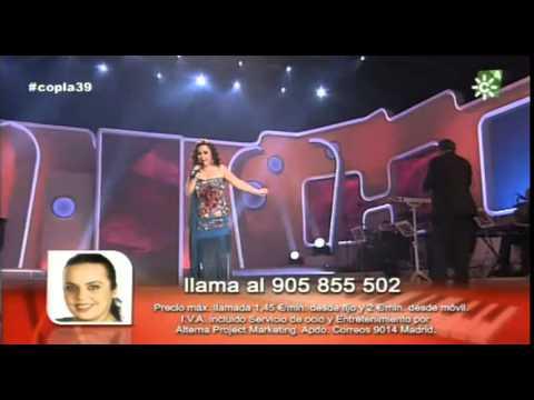 Isabel Mº Rico- Cinco farolas- gala 39 copla