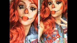 Maquillaje Sexy Espantapájaros / Sexy Scarecrow