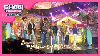 (Showchampion behind EP.57) EXO BEHIND Story 1.