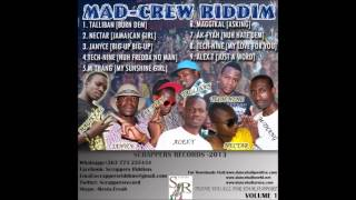 Mad Crew Riddim Mix {Scrappers Records} Dancehall @Maticalise
