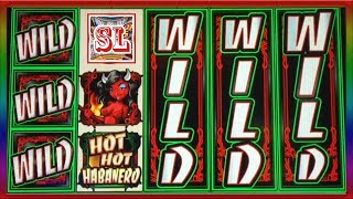 ** WIFES SUPER BIG WIN ON HOT HOT HABANERO ** SLOT LOVER **