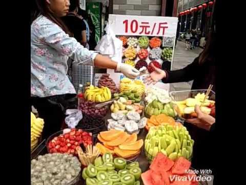 Mercado de Dongmen, Shenzhen