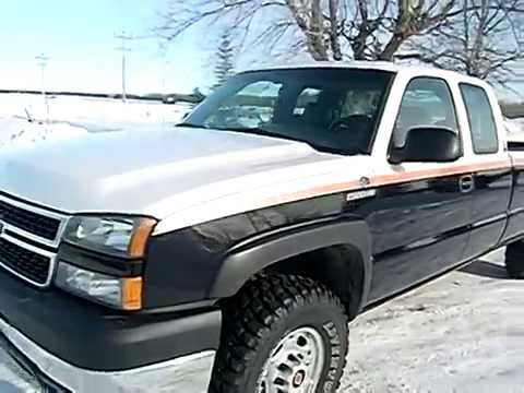 2006 Chevy Silverado 2500 Hd Harley Davidson Edition Walk Around
