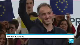 A l'approche des européennes, le PS s'affaire aux côtés de Raphaël Glucksmann