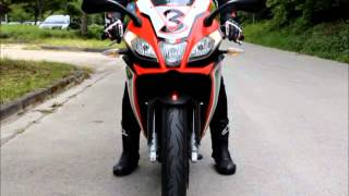 Aprilia rs4 125 - push it to the limit !