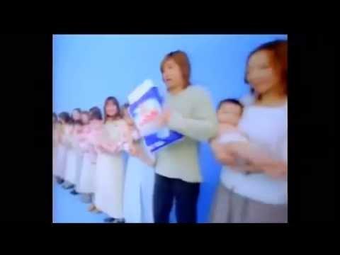 『中居くん×赤ちゃん CM GOO.N』SMAP エリエール