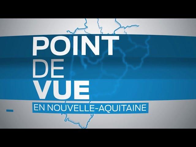 Point de vue en Nouvelle-Aquitaine - La Cité de la BD et de L'image