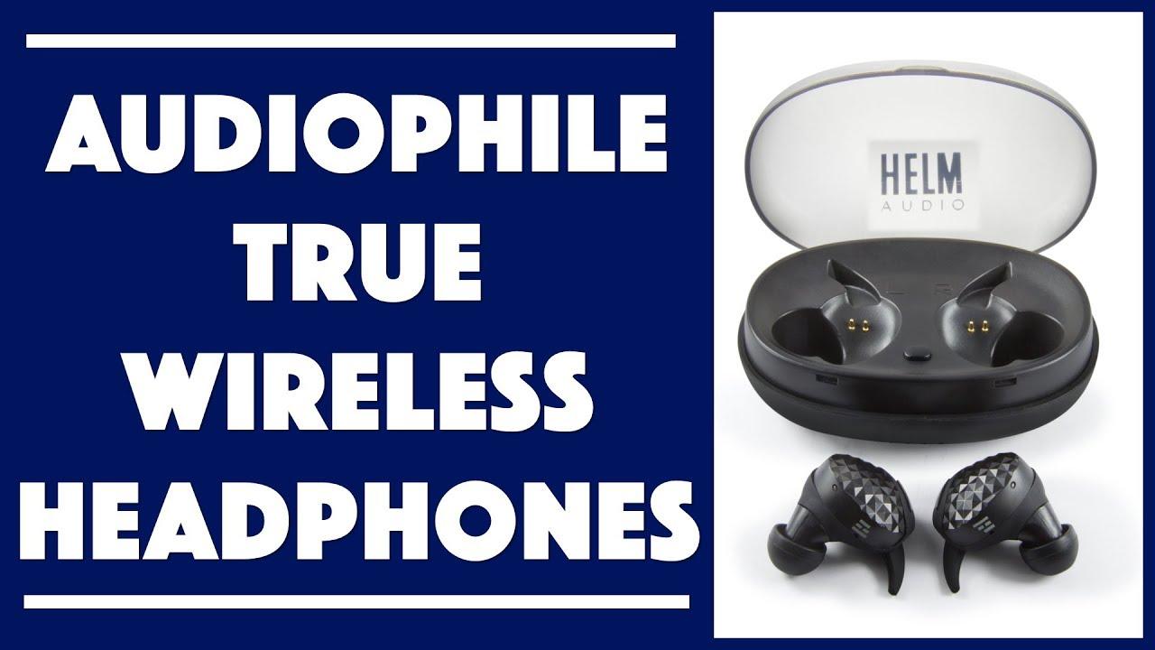 Helm Audio True Wireless Headphones - Tested & Reviewed