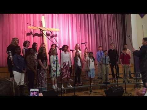 The Stand - Judah Christian School - Spring Choir Concert 2017