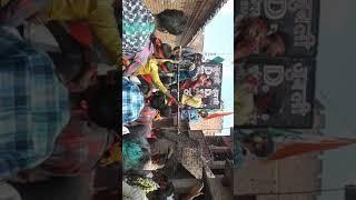 Diwali dans 2017 murti bisharjan  kamasin khurd paniyara maharajganj up(2)