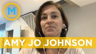 Amy Jo Johnson on why humour was important in her new, dark, film   Your Morning YouTube Videos
