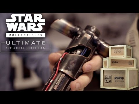Unboxed: Star Wars Collectibles: Ultimate Studio Edition w/ Interview