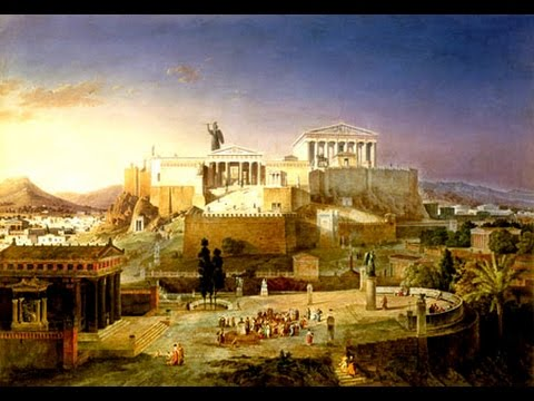 Greeks Romans Vikings The Founders Of Europe - Episode 1: The Greeks - History Documentary HD