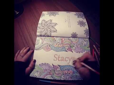 Keep Calm and Color On - Personalized Adult Coloring Book - YouTube