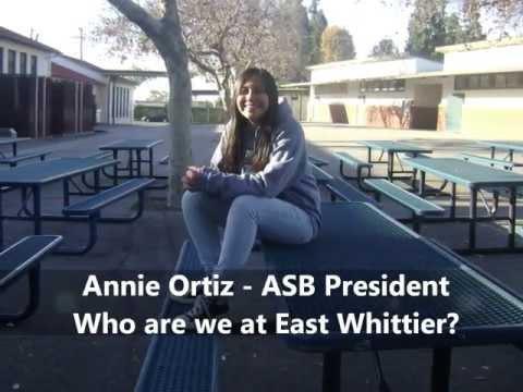 East Whittier Middle School FINAL Draft 115-2013