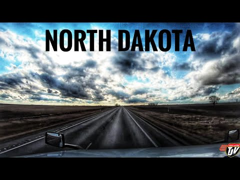 My Trucking Life | NORTH DAKOTA BEAUTY | #1693