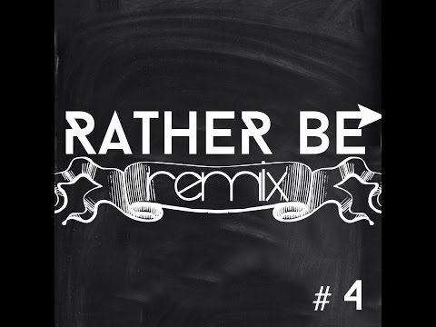 ♫Clean Bandit►Rather Be - Remix #4 /Stardream Original Electro Music!