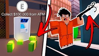 NEW WEAPON in JAILBREAK and MORE SECRETS! *CRIME BOSS* NEW Roblox UPDATE