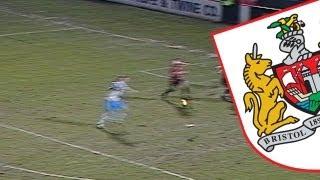 Classic: Bristol City v Bristol Rovers (JPT in 2007)
