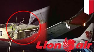 Download Video Kronologi Lion Air JT 633 senggol tiang bandara - TomoNews MP3 3GP MP4