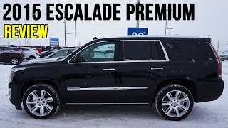 Cadillac Escalade 2015 Videos