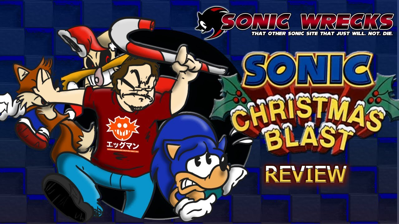aauk reviews sonic christmas blast - Sonic Christmas Blast