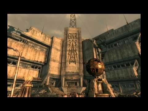 Fallout 3 - Whole Galaxy News Radio Soundtrack (with the German voice of Three Dog)