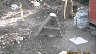 Barn Owl Nesting Box & 12th Street Rag.