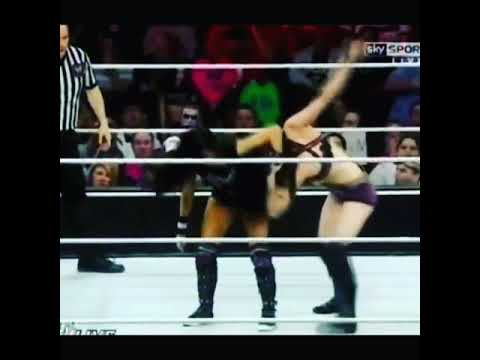 One of the best greatest moments in WWE history. PAIGE defeated AJ LEE to win the Divas championship