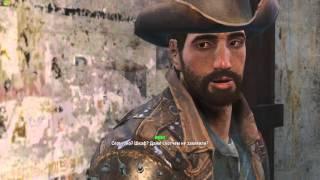 Fallout 4 Весь роман с Пайпер