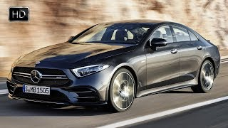 2019 Mercedes‑AMG CLS 53 4MATIC+ 429HP Design Overview & Driving Footage HD