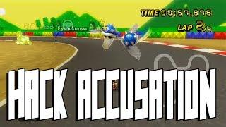 [MKWii] HACK ACCUSATION