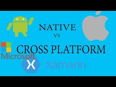 Which Is Better, Native Mobile Application Development Vs Cross Platform App Development[HINDI/URDU]